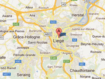 Picture  - belgium city