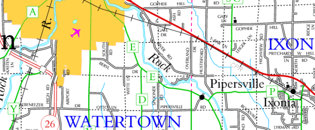 nixon watertown EARTH Language data pipeline