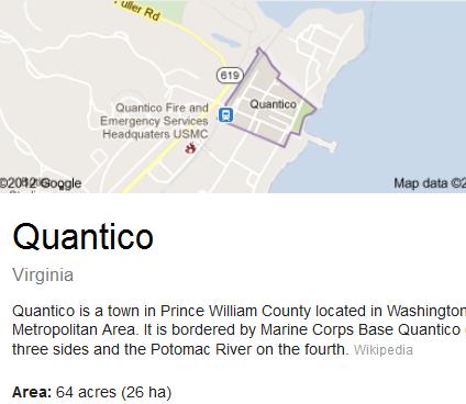 quantico time